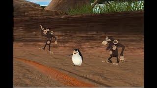Мадагаскар2 игра ремонт самолёта 2 мультфильм все уровни смотреть на русском