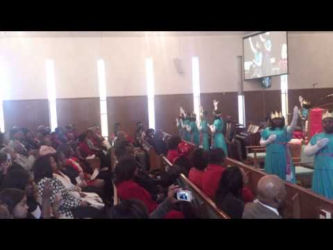 Lilly baptist praise dancers