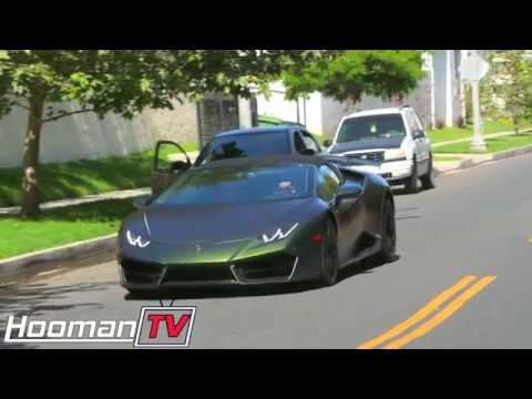 Picking up Uber rides in Supercars(Lamborghini Huracan and McLaren 650s) Prank