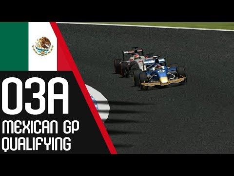 03AR06 - Mexican Grand Prix Qualifying