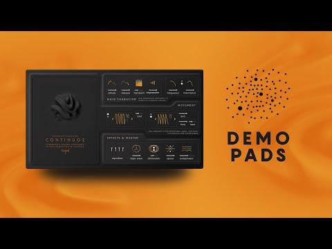 Continuo 2 - Demo Pads (Cinematic Texture Designer for Kontakt)