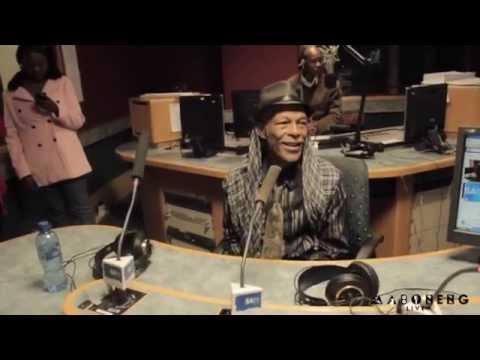 Maboneng Live - Blondie Makhene's Interview at SAfm