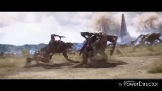 Avengers Infinity War    Final Battle    Thor Scene    Full HD Clip