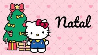 Natal   O Mundo da Hello Kitty