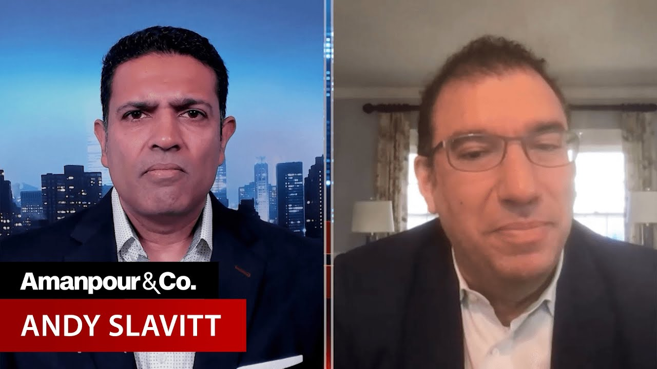 Andy Slavitt: Best Way to Honor Those Lost to COVID is to Not Lose Many More   Amanpour and Company