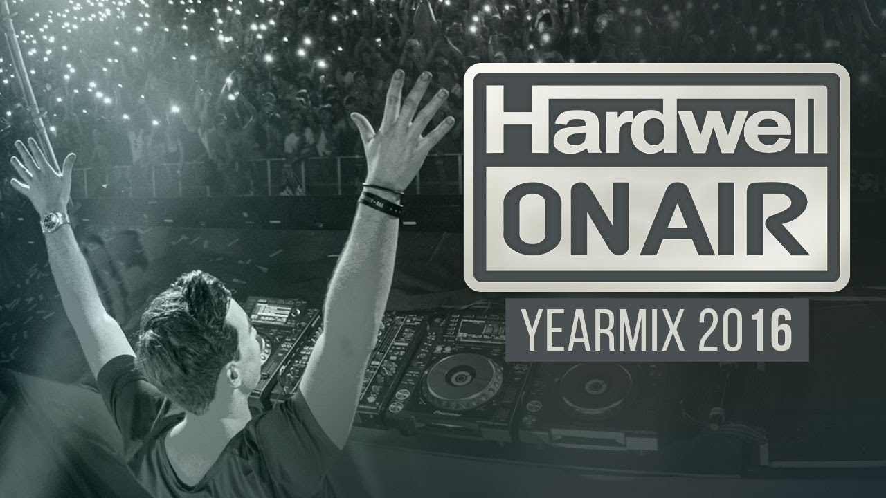 hardwell on air 2015 yearmix