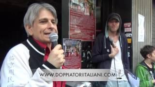 Devilman e Carletto principe dei mostri   il doppiatore Massimo Corizza