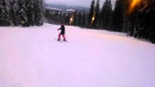 Горные лыжи, обучение технике катания. Ski Factor.