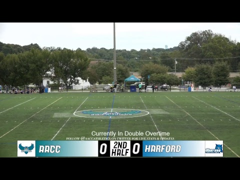 MSOC: 10/14/2018 AACC Riverhawks vs. Harford Community College Fighting Owls