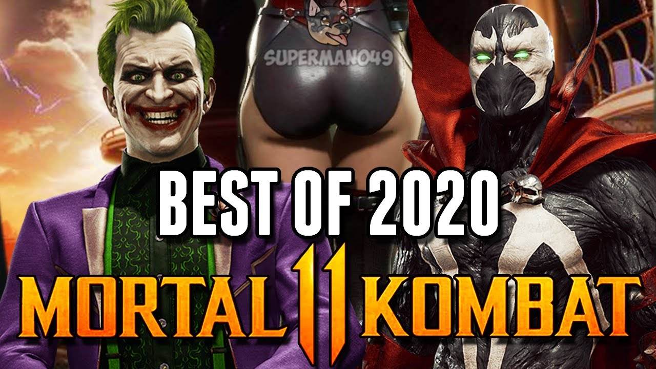 MORTAL KOMBAT 11 - BEST MOMENTS OF 2020
