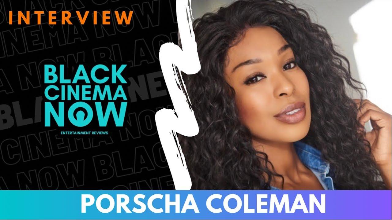 Porscha Coleman Talks New Netflix Sitcom