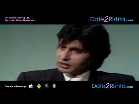 Amitabh Bachan Old Rare Full Interview 1983