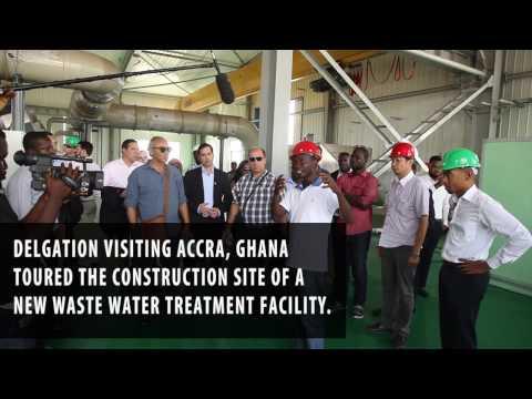 Accra, Ghana: Economic Development