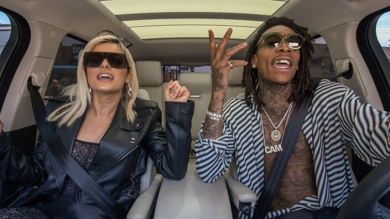 Download Carpool Karaoke: The Series - Wiz Khalifa & Bebe Rexha - Apple TV app