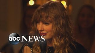 Taylor Swift debuts new song 'New Year's Day'