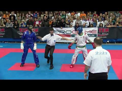 Italy v Hungary WAKO World Championships 2017