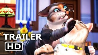 PS4 - The Sims 4: Cats & Dogs Trailer (2018)