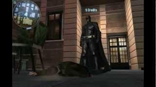 The Dark Knight Rises | Gameplay