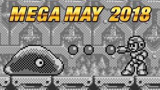 Rockman & Forte: Mirai Kara no Chousensha - Mega May 2018