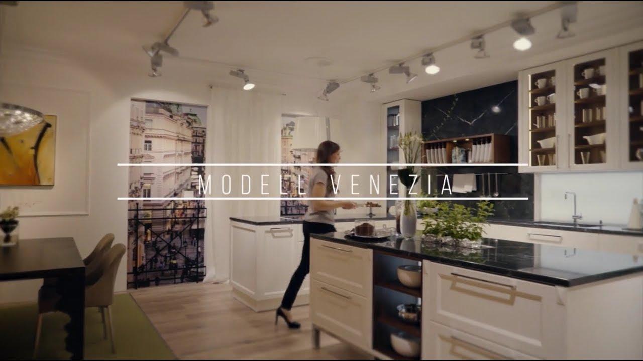 Breitschopf Kuchen Modell Venezia Youtube
