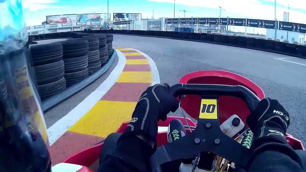 Circuito Horta Nord : Iker ss karting horta nord albalat dels sorells