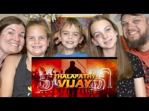 Download Lagu  Bigil - Verithanam   | Thalapathy Vijay | AR Rahman | American Reaction Mp3 Free