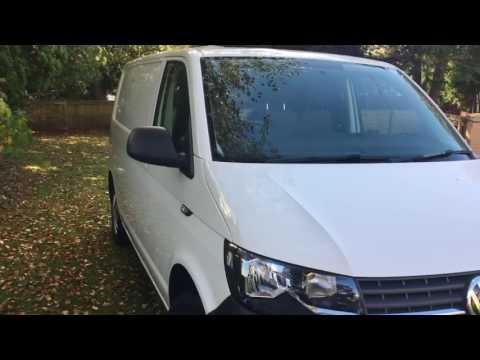 VW Transporter 2016 T6