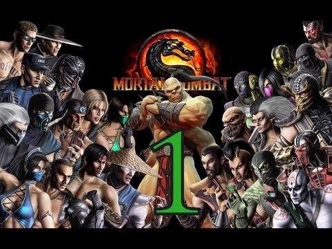 Прохождение Mortal Kombat на PC 2013 - Часть 1