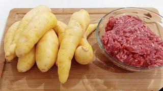 Delicioso Caldo de Mandioquinha com Carne Moída