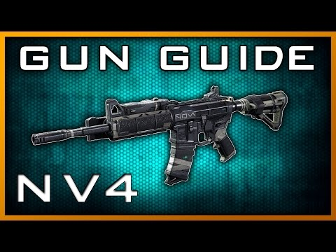 Best NV4 Variant! | Infinite Warfare Gun Guide #1 (Detailed Weapon Stats & Review)