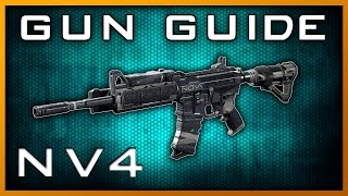 Best NV4 Variant  Infinite Warfare Gun Guide 1 Detailed Weapon Stats  Review
