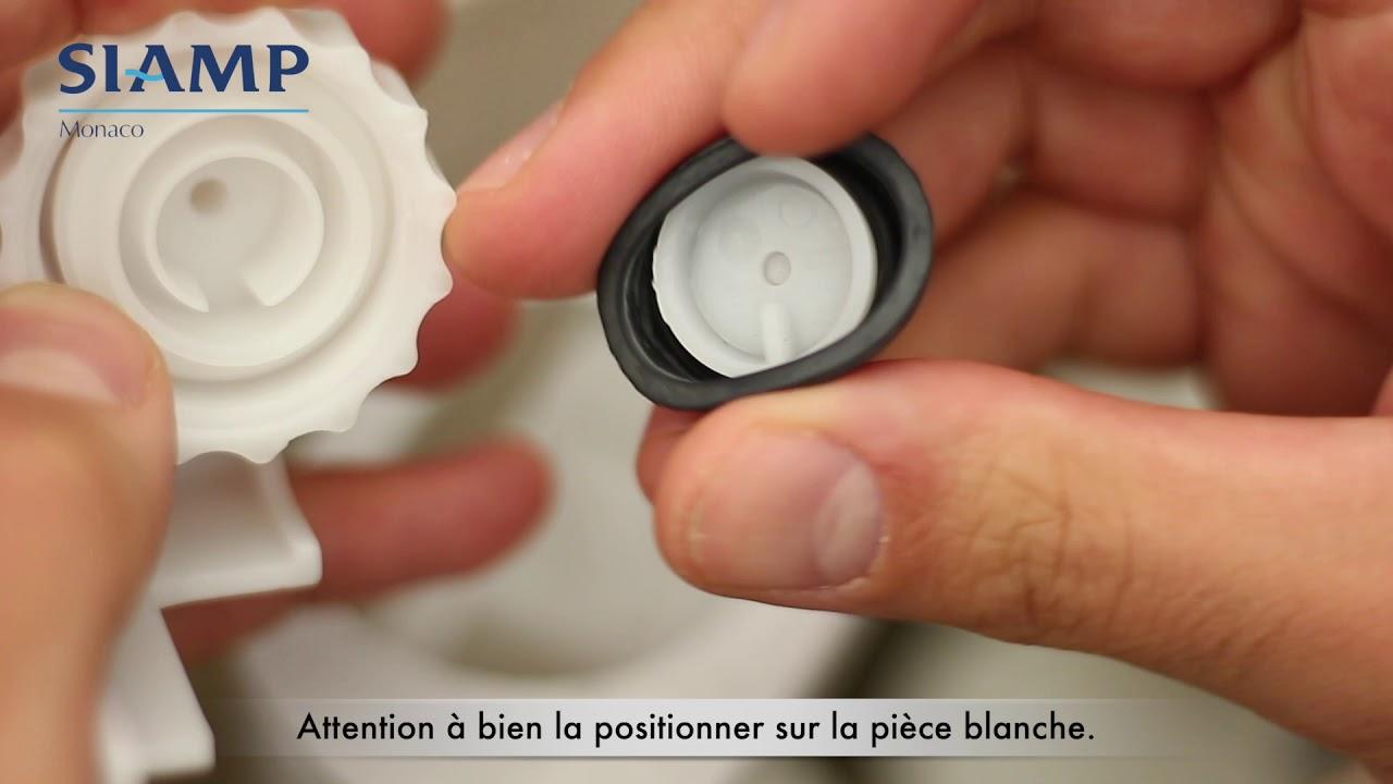 Maintenance Membrane Robinet Flotteur 95l Siamp Youtube