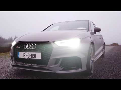 Dawn Raid: Audi RS3 on the road review