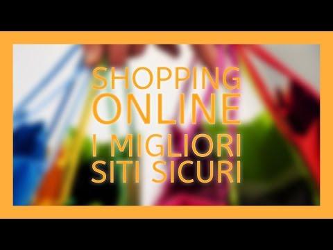 I Migliori Siti Sicuri Di Shopping