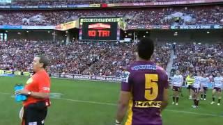 NRL 2011 Round 26 Highlights: Broncos V Sea Eagles