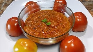 Drink 2 glasses of tomato juice every day to get all wonderful effects! Make Simple Tomato sauce.