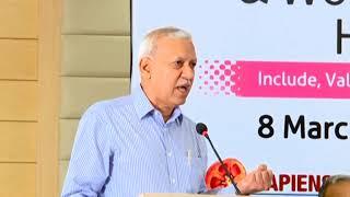 Dr.Rajan Ravichandran-Sapiens Health Foundation - WKD 2018