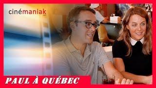 Paul à Québec: François Létourneau, Michel Rabagliati et l'équipe du film ★★ Cinémaniak ★★