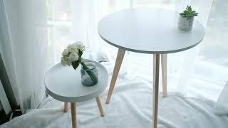 커피테이블 홈카페 미니 협탁 원룸꾸미기 북유럽 식탁