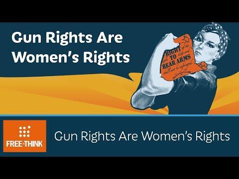 Gun Rights Are Women