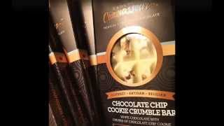 Chocolate Chip Cookie Crumble Bar - 240 Mg Thc - The Master