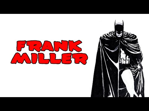 The Influences of Frank Miller - Retrospective HD