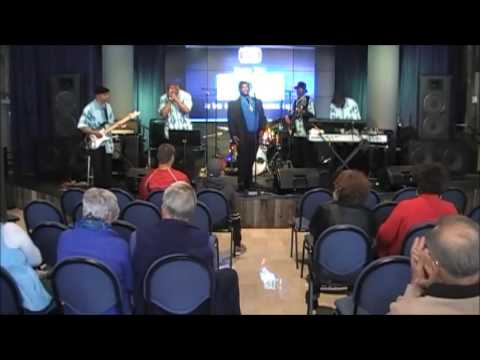 NATIONAL BLUES MUSEUM  KNOCK ON WOOD  SKEET  INNER CITY BLUES BAND   051416 wlmp