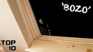 Top 10 Scary Stalker Stories