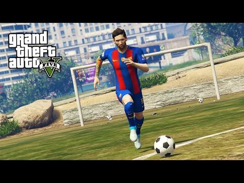 SOCCER/FOOTBALL MOD!! (GTA 5 Mods)