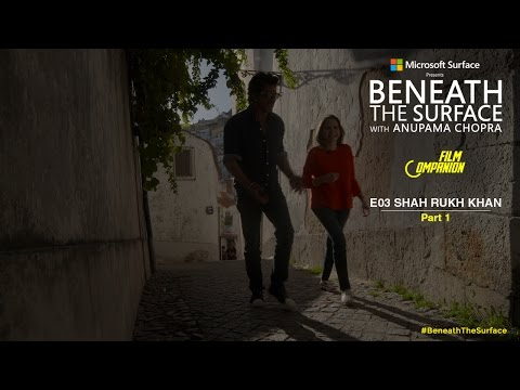 Shah Rukh Khan | Beneath The Surface | Part 1