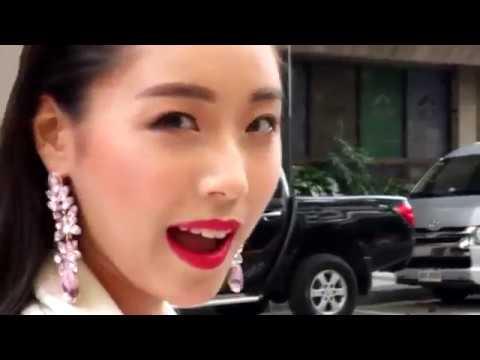 Miss Korea Philippines 2018 Shine Kuk Behind The Scene Magazine Photoshoot