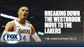 Russell Westbrook joins LeBron's Lakers, I give them a puncher's chance — Broussard | FOX SPORTS