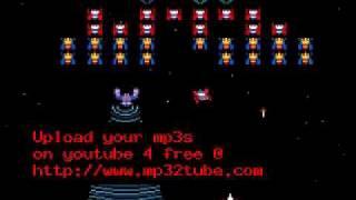 Galaga NES Intro