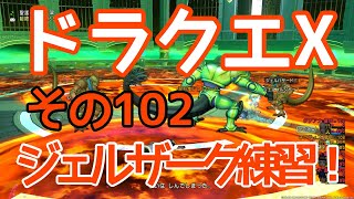 【DQX・ドラゴンクエスト10】その102 ジェルザーク練習したい! thumbnail
